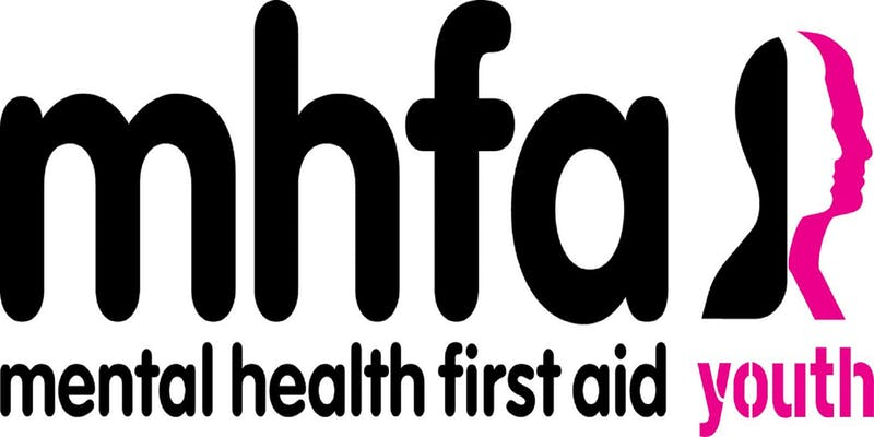 Logo for Mental Health First Aid Youth